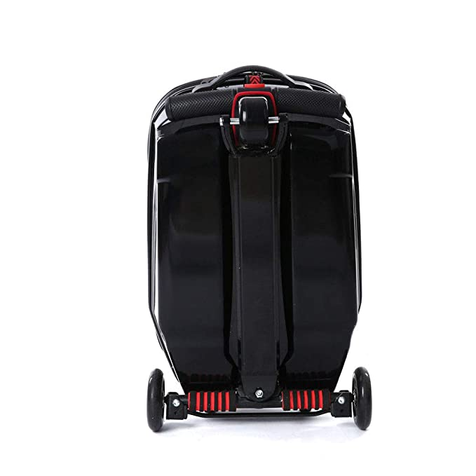 Amazon.com: BSTOOL - Scooter de equipaje, maleta de scooter ...