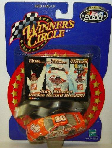 Winner's Circle #20 Tony Stewart Home Depot 1:64 Nascar 2000