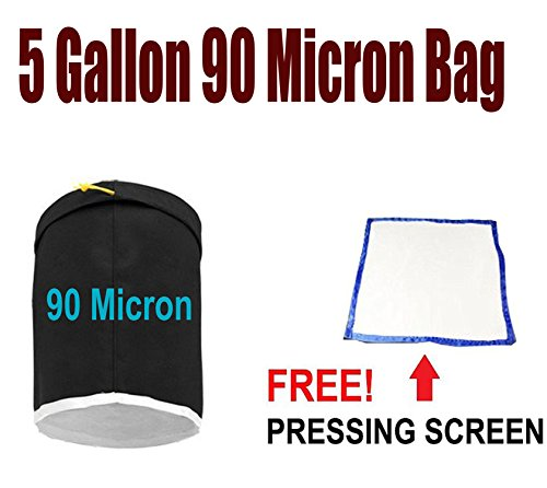 Bubble Bag Micron Sizes - 8