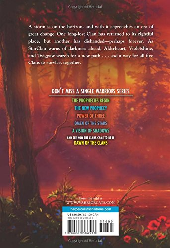 Warriors: A Vision of Shadows #5: River of Fire by HarperCollins (Image #2)