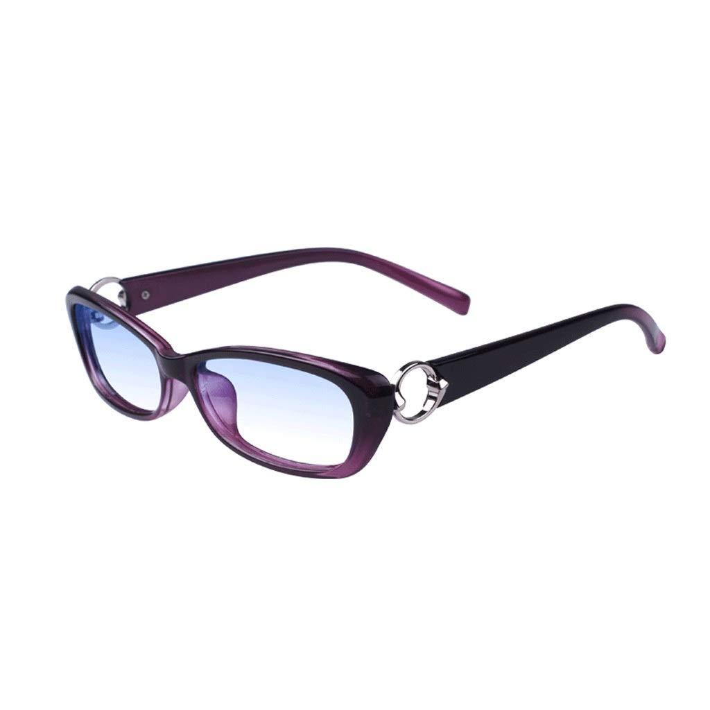 excelentes precios Moda Moda Moda Gafas de Lectura ultraligeras Hembra Anti-Azul Luz Inteligente Multifoco Lejos y Cerca Uso Dual Zoom ( Color   rojo , Talla   225 Degrees )  ventas calientes