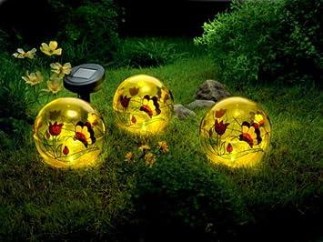 Kugellampe Garten. Best Beleuchtung Garten Optimale Garten Lampe ...