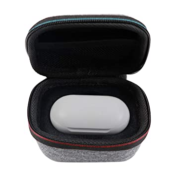 Portable Headphone Earphone Carrying Hard Case Protective Cover Storage Bag Box