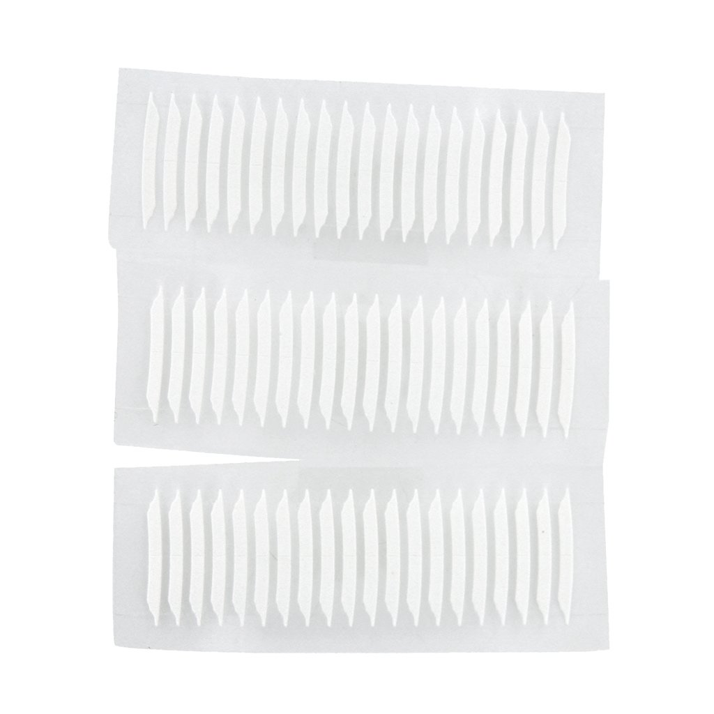30 Pairs Invisible Double Eyelid Sticker Tape Eye Tapes Makeup SODIAL(R) 018112