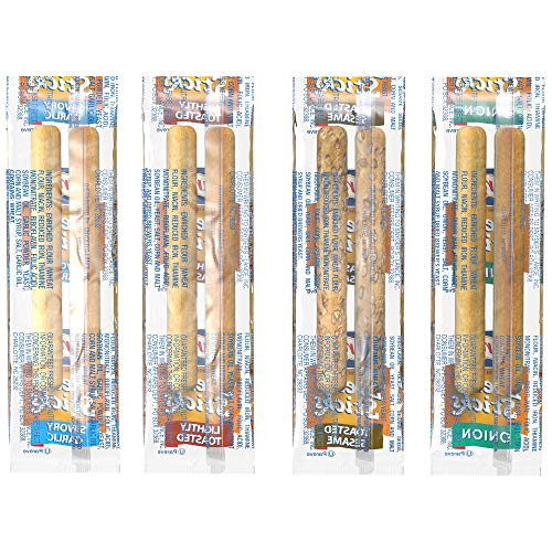 Lance Variety Breadsticks (4 Flavors), 2 Pieces per Pack, 500 Count by Lance (Image #1)