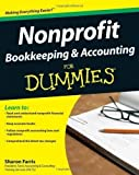 img - for Nonprofit Bookkeeping and Accounting For Dummies by Farris, Sharon (2009) Paperback book / textbook / text book