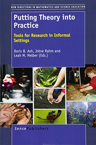 Putting  Theory into Practice: Tools for Research in Informal Settings (New Directions in Mathematics and Science Educat