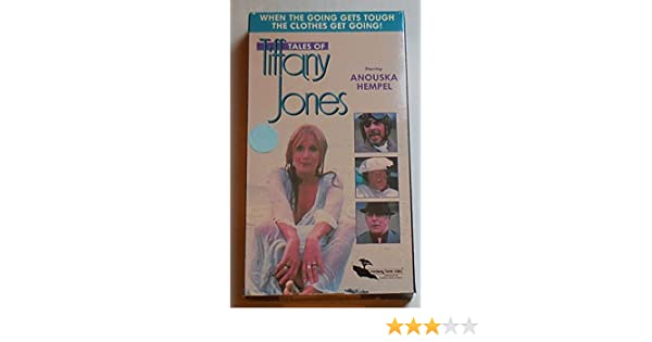 Amazon.com: Tales of Tiffany Jones (Anouska Hempel) VHS ...