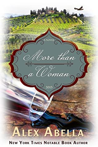 book cover of More Than A Woman
