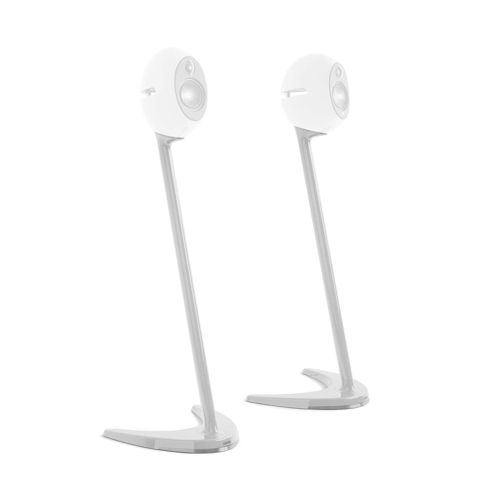 Edifier USA SS01C-White Luna Eclipse Speaker Stands