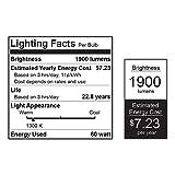 Feit Electric - Quad Light White Hydroponic 60 Watt