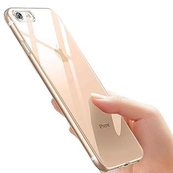 Mture Funda iPhone 8, iPhone 8 Carcasa Cover Silicona TPU Protectora Ultra Fina Caso Anti-Rasguño Funda Case para Apple iPhone 8 / iPhone 7 ...