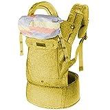 Hudgjhsg Baby Carrier Sling for Newborn - Yellow