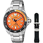 Seiko Men's SRPB97 Prospex Japanese Automatic Stainless Steel Dive Watch