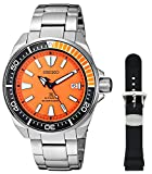#1: Seiko Men's SRPB97 Prospex Japanese Automatic Stainless Steel Dive Watch
