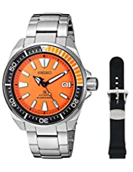 Seiko Men\'s SRPB97 Prospex Japanese Automatic Stainless Stee...