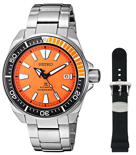 Seiko Men's SRPB97 Prospex Japanese Automatic Stainless Steel Dive -