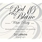 White Is Pure 3 / Bal En Blanc by D J Lafleche
