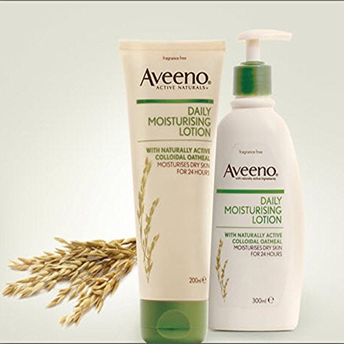 Aveeno Triple Pack Daily Moisturising Lotion For Dry Skin 3