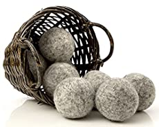 Switching to wool dryer balls can save you time, money, energy and the environment!