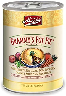 product image for Merrick Pet Care 295509 12/13.2 oz Grammy's Pot Pie Can Dog