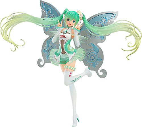 Good Smile Company Hatsune Miku Gt Project Racing Miku 2017 Ver Action Figure from Good Smile