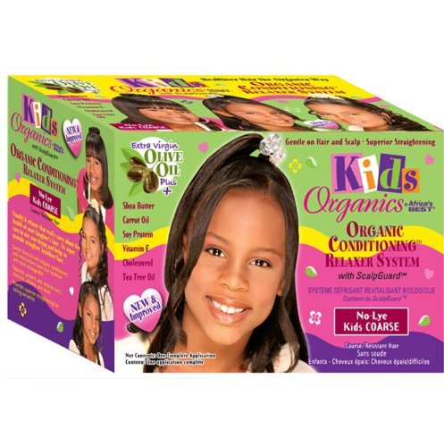 Kids organics Conditioning Relaxer System Kids Coarse kit 562007