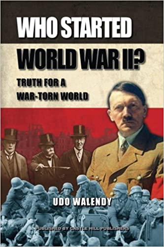 Amazon.com: Who Started World War II: Truth for a War-Torn World ...