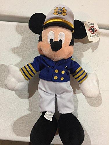 Disney cruise line Mickey plush