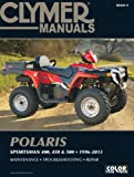 Polaris Sportsman 400, 450 & 500 1996-2013 Manual (Clymer Motorcycle Repair) offers