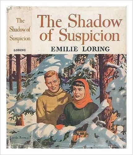 Book The Shadow of Suspicion