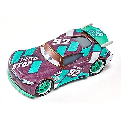 Disney Pixar Cars Die-cast Next Gen Sputter Stop Vehicle: Toys & Games