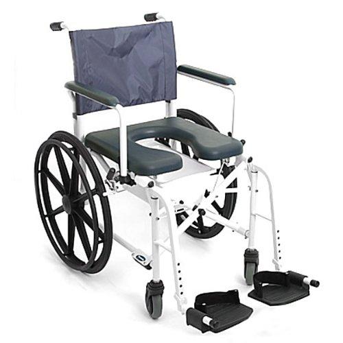 Shower Commode Chair Make Showering Easier For Elderly