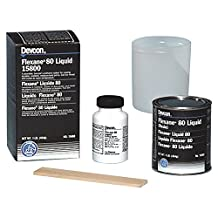 Devcon 230-15800 1-Lb Flexane 80 Liquidmedium-Hard