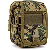 Protector Plus Tactical Military Sling Chest Daypack Crossbody MOLLE Laptop Backpack Large Shoulder Duffel Bags Gear Duty Pack for Outdoor Hunting