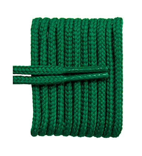(FeetPeople Round Laces, 54 in. x 2 Pair, Kelly)