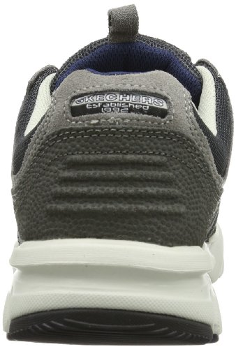 Uomo Biped Sneaker Skechers Grigio Gynv nbsp;Big Ticket pw0Ig