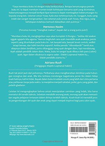 Terima Kasih Bapak Indonesian Edition Yosay Aulia 9786020452296