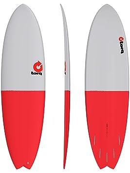 Tabla de Surf Torq epoxy Tet 6,10Fish Fifty Fifty