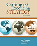 img - for Crafting & Executing Strategy: Text and Readings (Crafting & Executing Strategy : Text and Readings) by Arthur Thompson (2009-01-26) book / textbook / text book