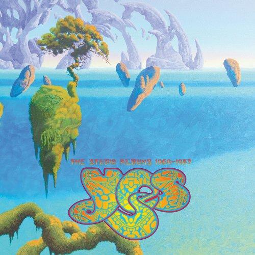 The Studio Albums 1969-1987 (12CD) (Yes Set Box)