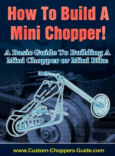 How to build a mini chopper t powers ebook amazon how to build a mini chopper by powers t fandeluxe Images