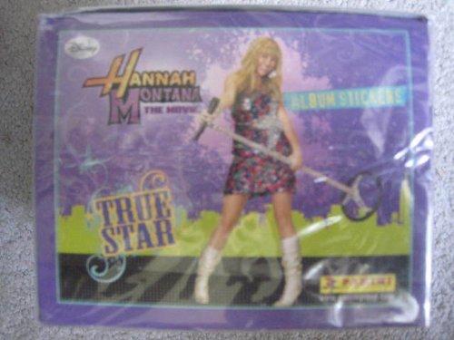 Hannah Montana Movie Disney Panini Stickers 50 Packs BOX