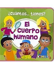Libros infantiles sobre el cuerpo humano | Amazon.es