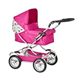 Mamas & Papas 1423394 X-CEL Pink Dolls Pram, 5-10 Years