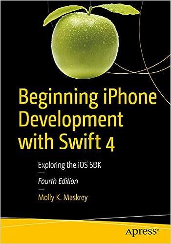 Amazon com: Beginning iPhone Development with Swift 4: Exploring the