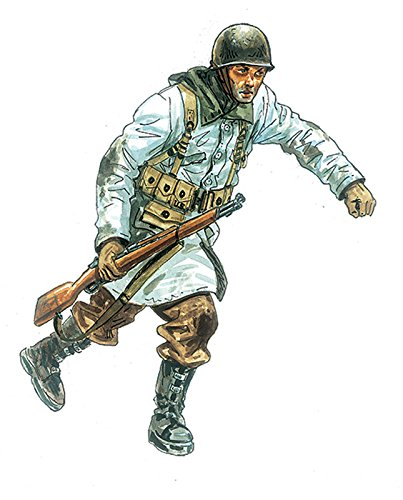 510006057 1:72 The Hobby Company ITALERI WW2/Russian infantry scale item number