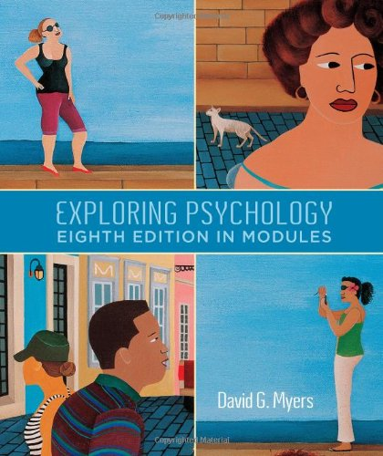 Exploring Psychology, Eighth  Edition, In - Stores In Co Loveland