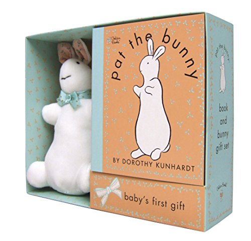 (Pat the Bunny Book & Plush (Touch-and-Feel) )