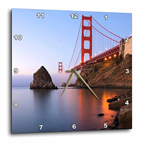 3dRose dpp_88610_2 California, San Francisco. Golden Gate...